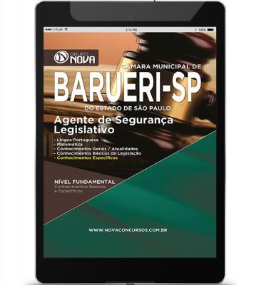Agente de Segurança Legislativo (Digital)