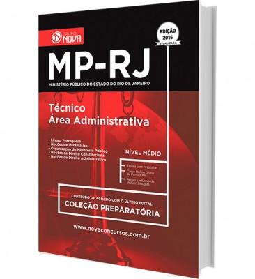 Técnico-Área: Administrativa (Impresso)