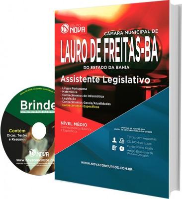 Assistente Legislativo (Impresso)