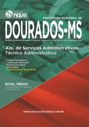 Ass. de Serviços Administrativos (Técnico Administrativo) (Digital)