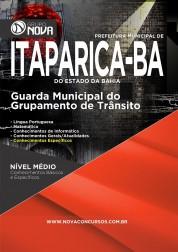 Guarda Municipal do Grupamento de Trânsito (Digital)