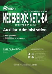 Auxiliar Administrativo (Impresso)