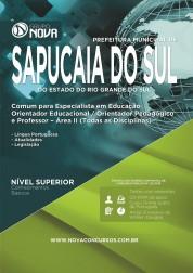 Comum para Especialista em Educação (Impresso)