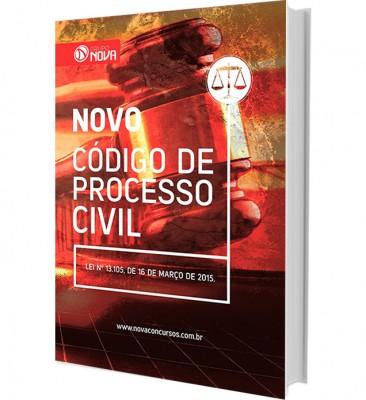 Novo código de Processo Civil 2016