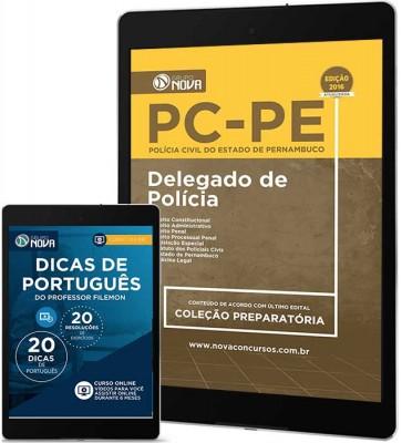 Download Apostila PC PE - Delegado de Polícia