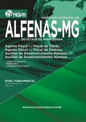 Agente Fiscal e Auxiliar de Desenvolvimento Humano (Digital)