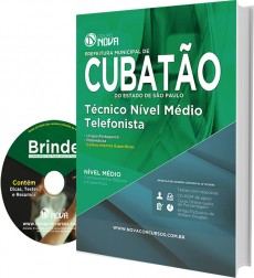 Técnico Nível Médio - Telefonista (Impresso)