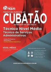 Técnico Nível Médio - Técnico de Serviços Administrativos (Impresso)