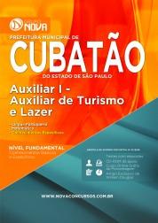 Auxiliar de Turismo e Lazer (Impresso)