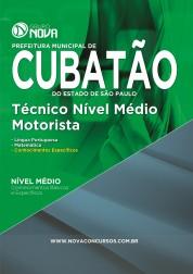 Técnico Nível Médio - Motorista (Digital)