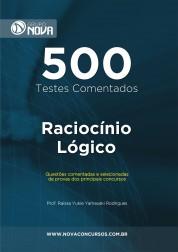 500 Testes de Raciocínio Lógico (Impresso)