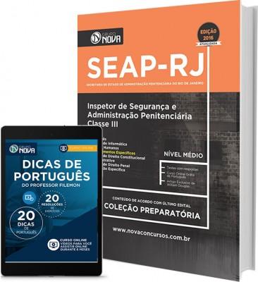 Apostila SEAP RJ - Inspetor de Segurança e Administração Penitenciária