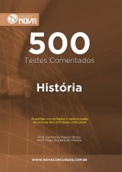 500 Testes de História (Impresso)