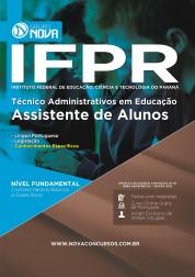 Apostila IFPR - Assistente de Alunos