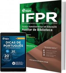 Apostila IFPR - Auxiliar de Biblioteca