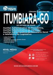 Apostila Câmara de Itumbiara - Auxiliar Administrativo
