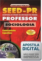 Professor - Sociologia