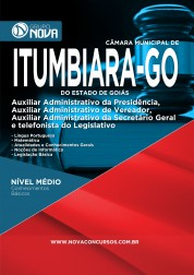 Download Apostila Câmara de Itumbiara - Auxiliar Administrativo