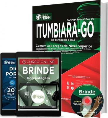 Apostila Itumbiara - Comum aos Cargos de Nível Superior