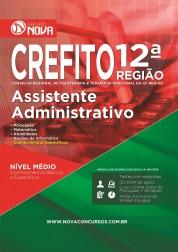 Apostila Crefito 12º Região - Assistente Administrativo