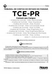 Download Apostila TCE PR – Comum as áreas de Analista de Controle