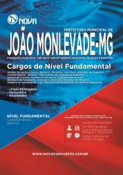 Apostila João Monlevade - Comum aos Cargos de Nível Fundamental