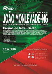 Apostila João Monlevade - Comum aos Cargos de Nível Médio