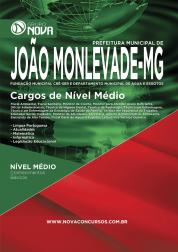 Download Apostila João Monlevade - Comum aos Cargos de Nível Médio