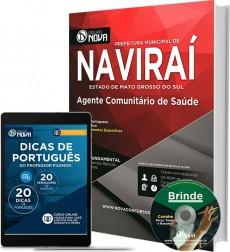Apostila Naviraí – Agente Comunitário de Saúde