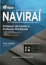 Apostila Naviraí – Professor de Creche e Professor de Pré Escola