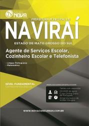 Apostila Naviraí – Comum aos cargos de Nível Fundamental