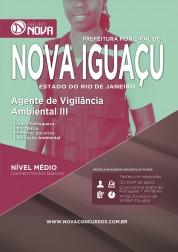 Apostila Nova Iguaçu - Agente de Vigilância Ambiental III