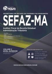 Apostila SEFAZ - MA – Auditor Fiscal da Receita Estadual