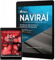 Download Apostila Naviraí – Professor de Creche e Professor de Pré Escola