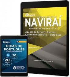 Download Apostila Naviraí – Comum aos cargos de Nível Fundamental