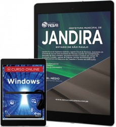 Download Apostila Jandira – Comum aos cargos de nível Médio