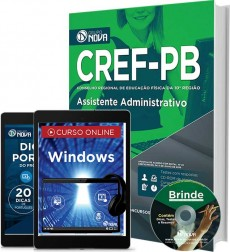 Apostila CREF10 - PB – Assistente Administrativo
