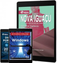 Download Apostila Nova Iguaçu - Agente de Vigilância Ambiental III