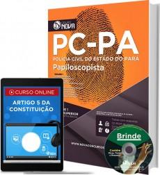 Apostila PC - PA - Papiloscopista
