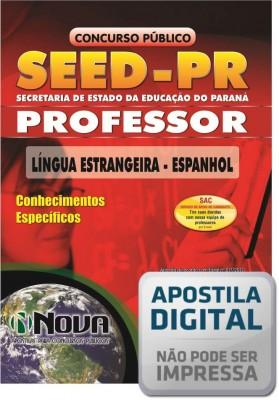 Professor - Espanhol