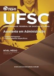 Download Apostila UFSC - Assistente em Administração