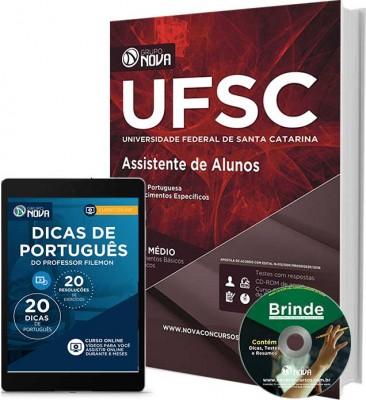 Apostila UFSC - Assistente de Alunos