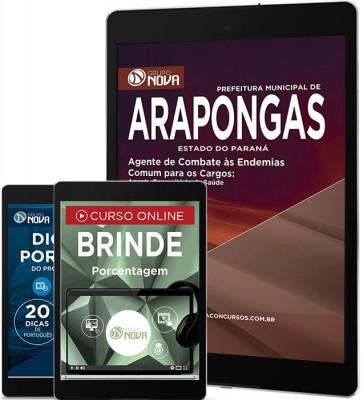 Download Apostila Arapongas – Agente de Combate às Endemias