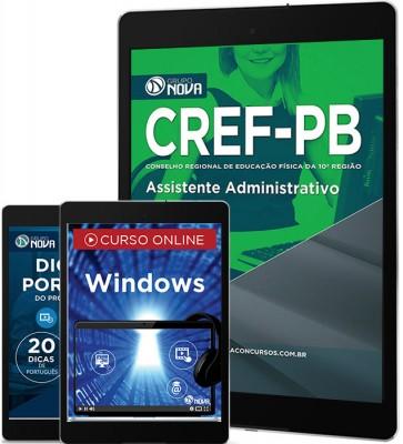 Download Apostila CREF10 - PB – Assistente Administrativo