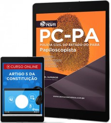 Download Apostila PC - PA - Papiloscopista