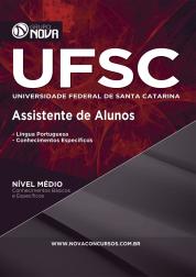 Download Apostila UFSC - Assistente de Alunos