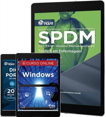 Download Apostila SPDM – Técnico de Enfermagem