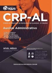 Apostila CRP AL - Auxiliar Administrativo