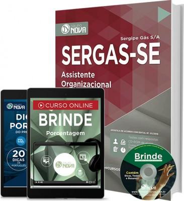 Apostila SERGAS - SE – Assistente Organizacional
