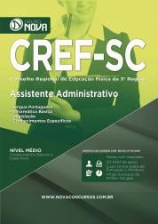 Apostila CREF 3 Região – Assistente Administrativo
